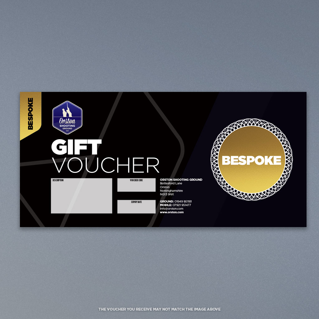 Create Your Own Voucher  Create Your Own Voucher